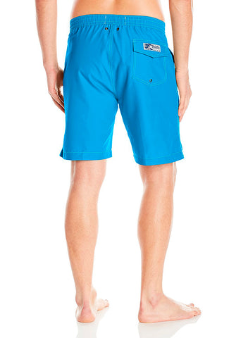 Trunks Surf & Swim Co. - Swami Shorts in Solid Ocean
