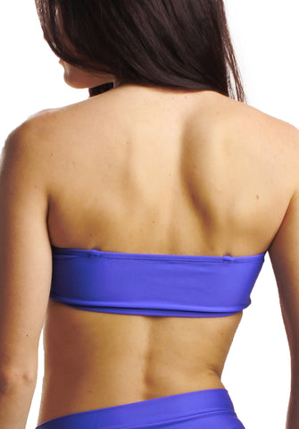 Rory Top in Electric - Back | Cheeks Swimwear | Kallone Intimi