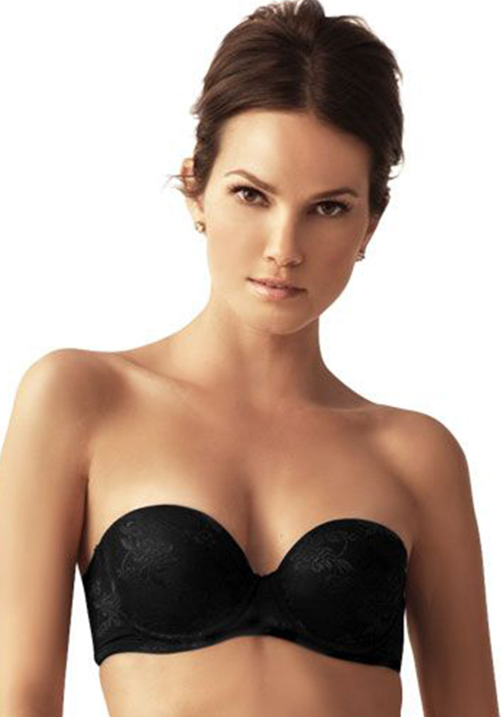 The Little Bra Company - Sascha Bra in Black