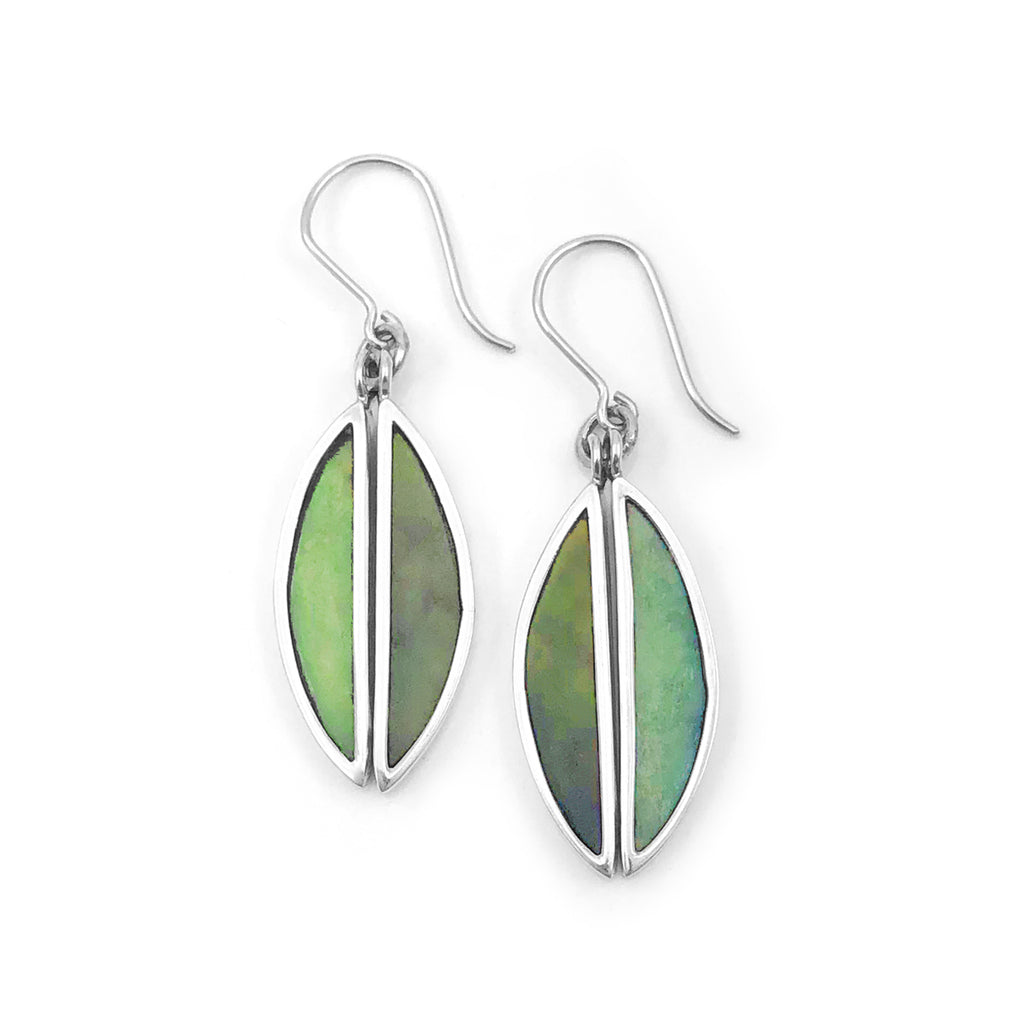 Antipodes Earrings Pounamu
