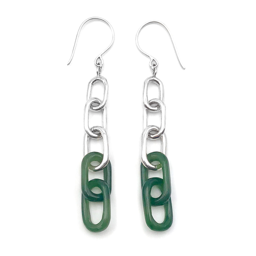 Pounamu Connection Earrings
