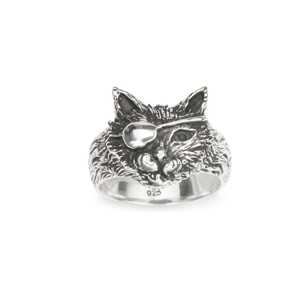 Pirate Cat Ring