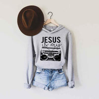 Youth & Adult Jesus is my Jam Graphic Hoodie