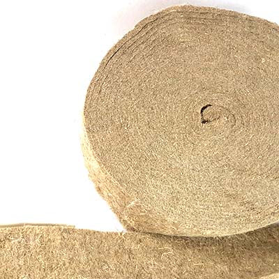 Hemp fiber - (Roll) 15mx10cm