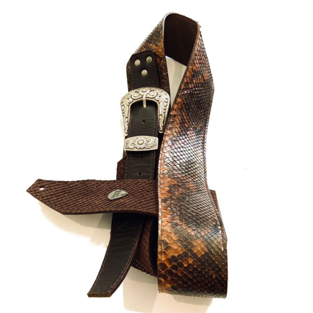 SAMPLE ONE-OFF GUITAR STRAP