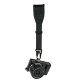 CUSTOM CLASSIC WRIST BLACK CAMERA STRAP HEAVY LEATHER NYC MADE IN THE USA MIRRORLESS DSLR PHOTOGRAPHY PHOTOGRAPHER PHOTO LENSE OUTDOOR ADVENTURE WEDDING FOTO