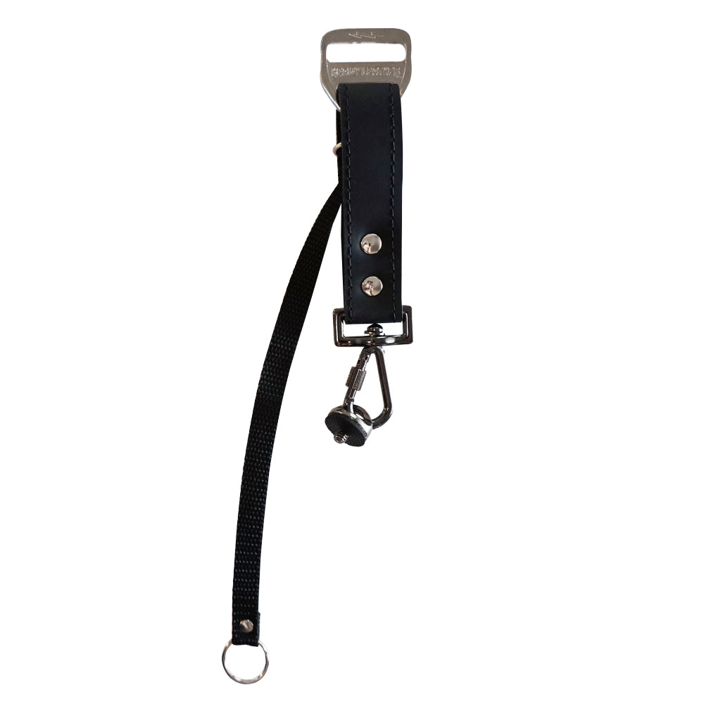 SLINGSHOT STRAP SLIDE + SAFETY LEASH