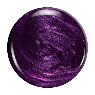Glitter Deep Purple