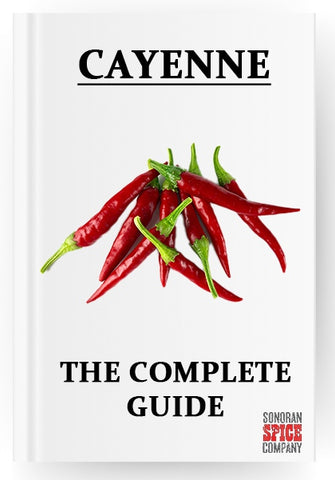 What are cayenne peppers?