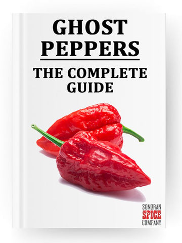 What are ghost peppers?