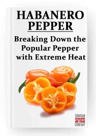 What are habanero peppers?