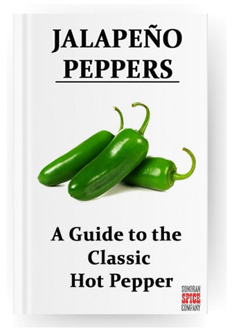 What are jalapeno peppers?