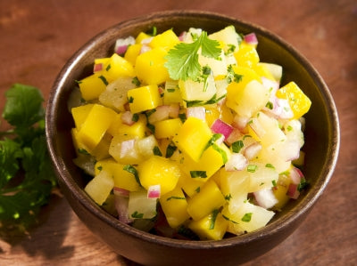 Ghost Pepper Mango Hot Salsa Recipe