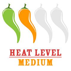 Medium Heat Level