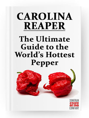 What are Carolina Reaper peppers?
