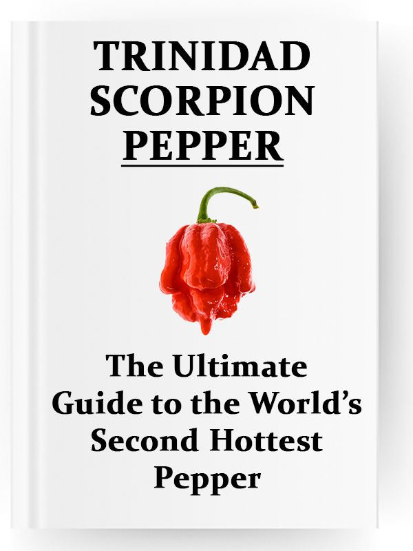 What are Trinidad Scorpion Peppers?