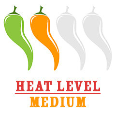 Heat Level Medium Sonoran Spice