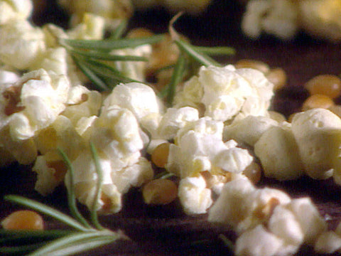 Rosemary Habanero Popcorn Recipe