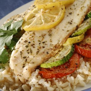 Tilapia with Ghost Pepper Relish Recipe