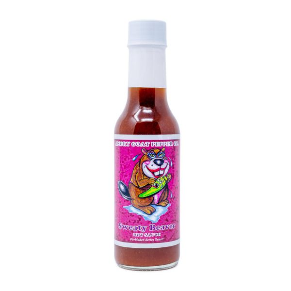 Angry Goat Pepper Co. Sweaty Beaver Hot Sauce