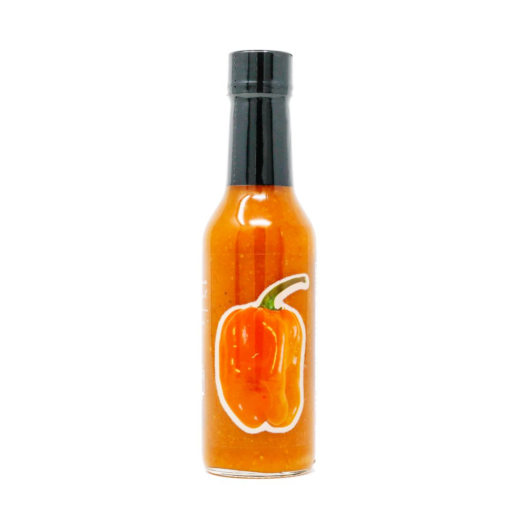 Cajohns Orange Habanero Puree