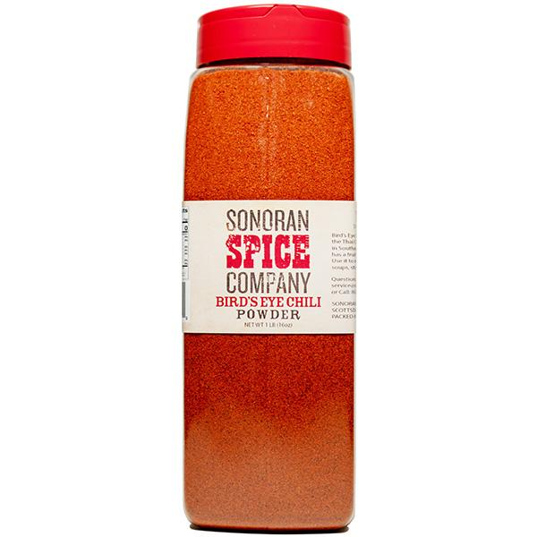 Bird's Eye Chili Powder Bird's Eye Pepper Powder Sonoran Spice