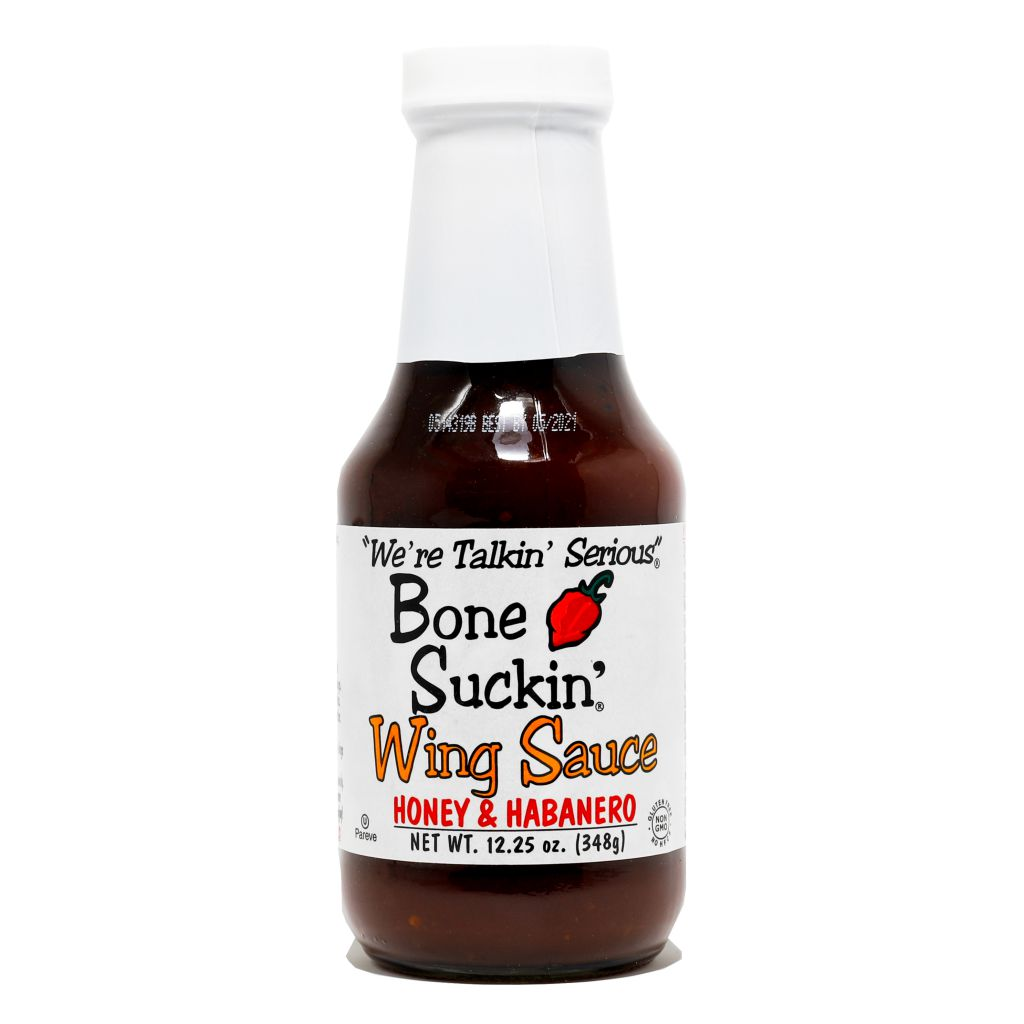Bone Suckin' Wing Sauce - Honey & Habanero