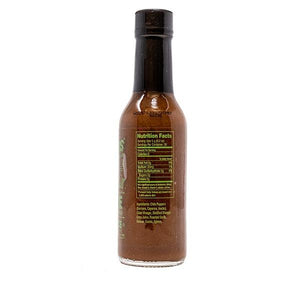 CaJohns Classic Small Batch Chile Lime Taco Sauce Hot Sauce CaJohns Fiery Foods Co.