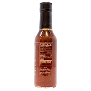 CaJohns Classic Small Batch Chipotle Taco Sauce Hot Sauce CaJohns Fiery Foods Co.