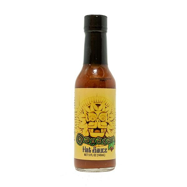 CaJohns Oaxacan Hot Sauce Hot Sauce CaJohns Fiery Foods Co.