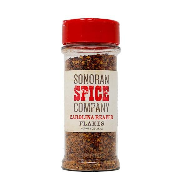 Carolina Reaper Flakes Carolina Reaper Flakes Sonoran Spice 1 Oz
