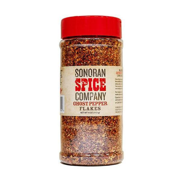 Ghost Pepper Flakes (Bhut Jolokia) Ghost Pepper Flakes Sonoran Spice 4 Oz
