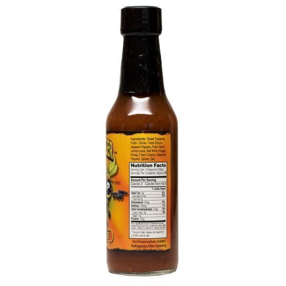 Habanero Hot Sauce Hot Sauce Sting N' Linger