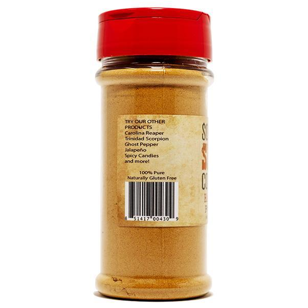Habanero Pepper Powder Sonoran Spice - 3.75 Oz