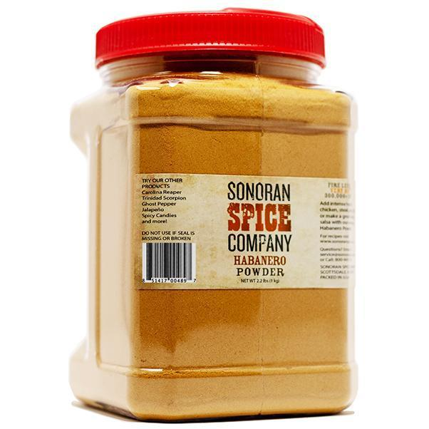 Habanero Pepper Powder Sonoran Spice - 1 KG
