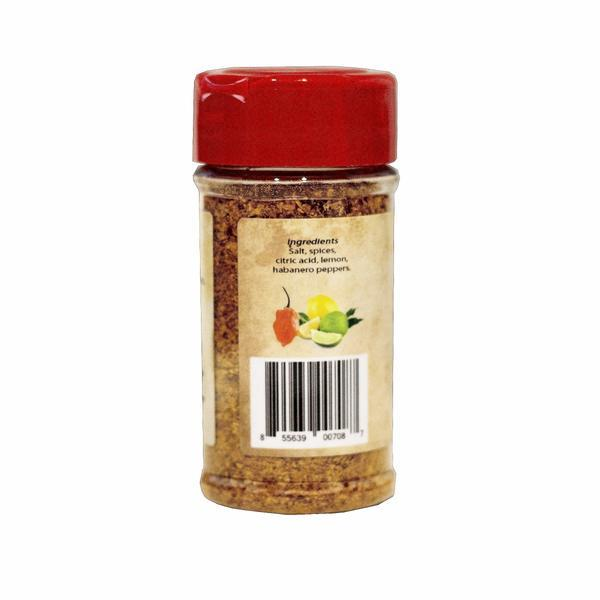 Habanero Vegetable, Steak, and Chicken Seasoning Grill Seasoning Sonoran Spice