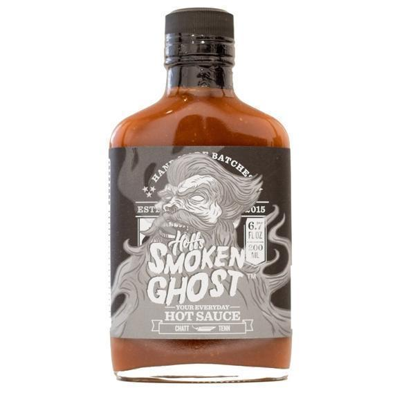 Hoff's Smoken Ghost Pepper Hot Sauce Hot Sauce The Hoff & Pepper