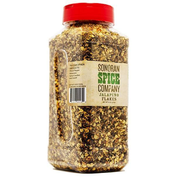 Jalapeno Pepper Flakes - 8 Oz | Sonoran Spice