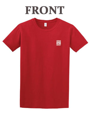 Sonoran Spice Pepper T-Shirt Sonoran Spice S Red