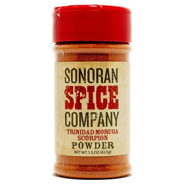 Trinidad Moruga Scorpion Pepper Powder 1.5 Oz - 1 Kg Trinidad Moruga Scorpion Powder Sonoran Spice 1.5 Oz