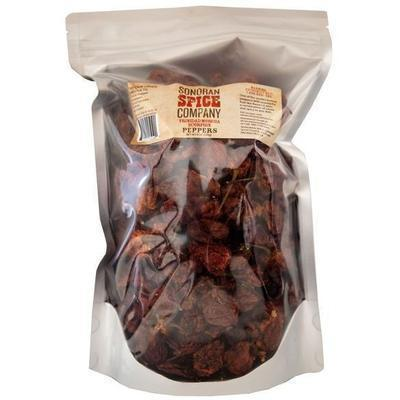 Trinidad Moruga Scorpion Peppers 2 Oz - 16 Oz Trinidad Moruga Scorpion Peppers Sonoran Spice 8 Oz