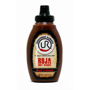 Underwood Ranches Roja Hot Sauce Sonoran Spice