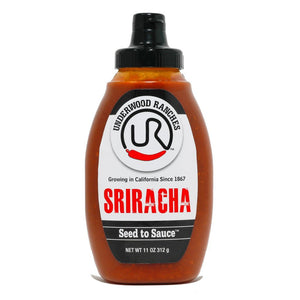 Underwood Ranches Sriracha Hot Sauce Sonoran Spice