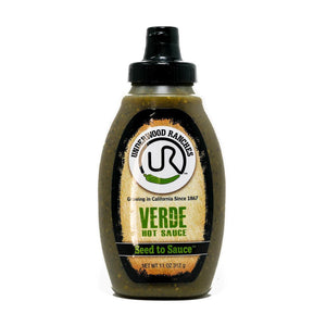 Underwood Ranches Verde Hot Sauce Sonoran Spice