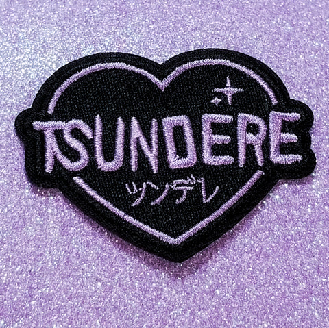 Tsundere Patch