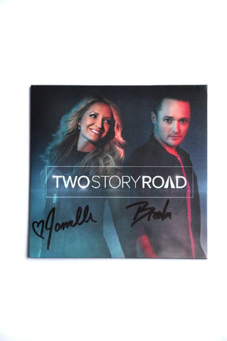 Autographed Two Story Road EP