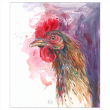 The Chicken by Bev Horsley