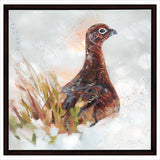 Winter Grouse by Debbie Boon