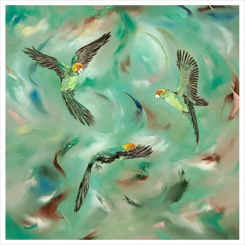 Taking Flight by Julie Ann Scott