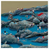 Rock Pools by Jenni Murphy